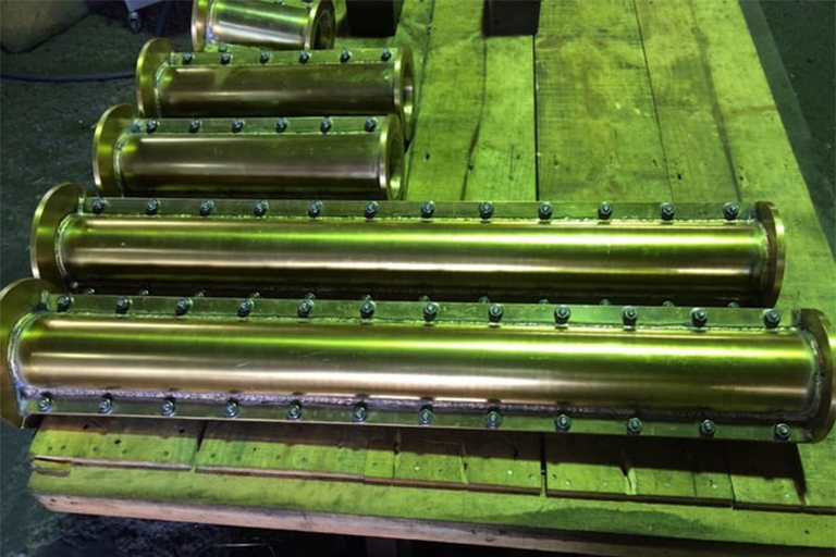 真鍮製プローブホルダー